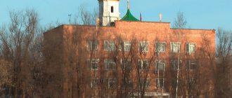 Вход в Нижегородский районный суд Н-Новгорода