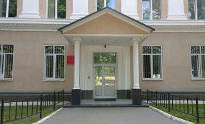 Вход в приокский районный суд Н-Новгорода
